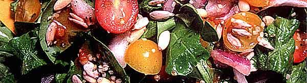 Lorrin Lee Super Salad.